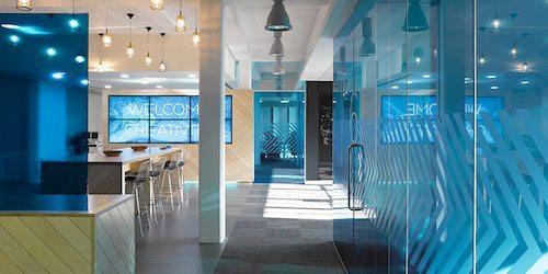 VML London Office - Web Development
