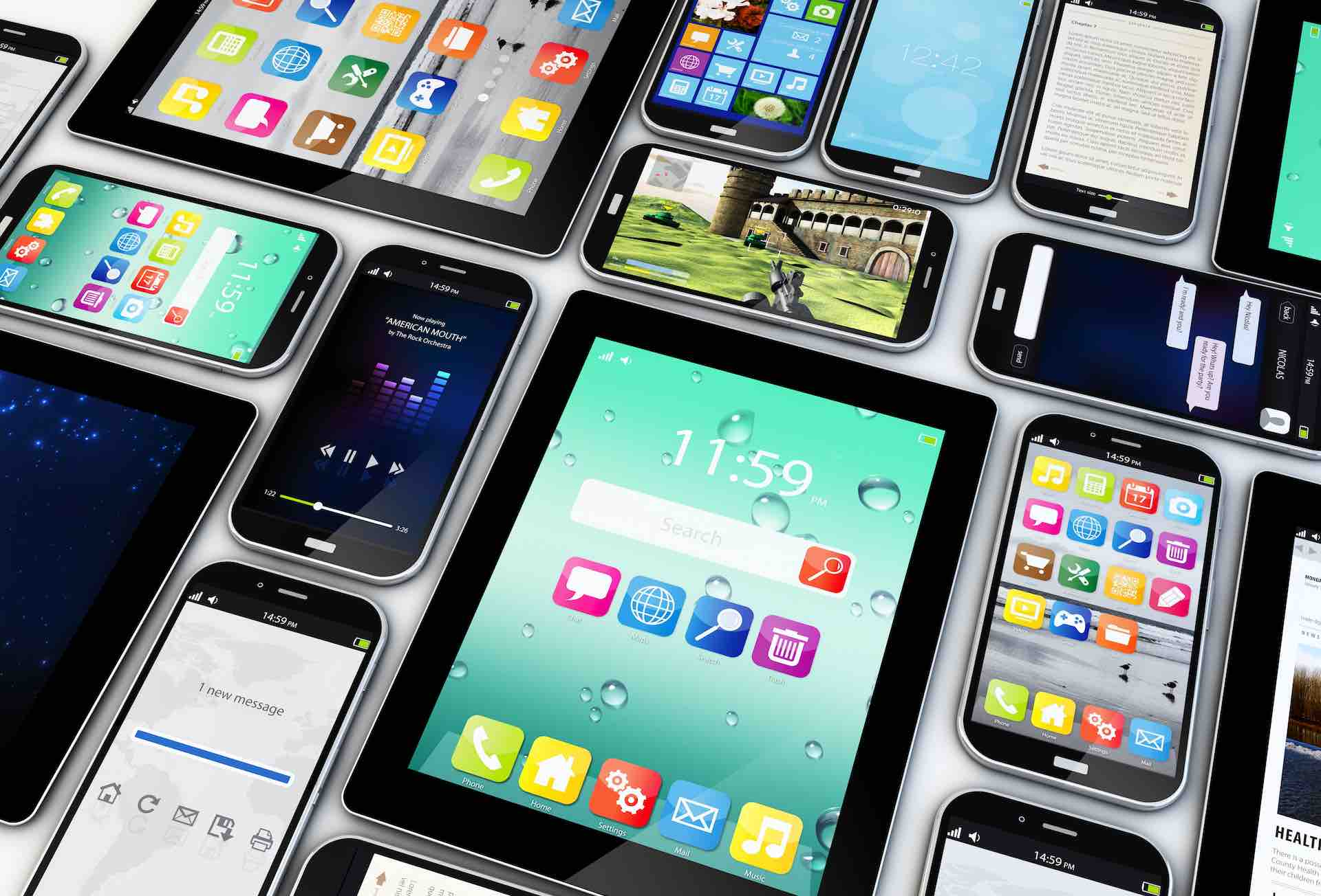 Cell Software - Mobile Devices